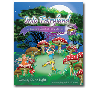 Into Fairyland, A Treasure Chest of Stories